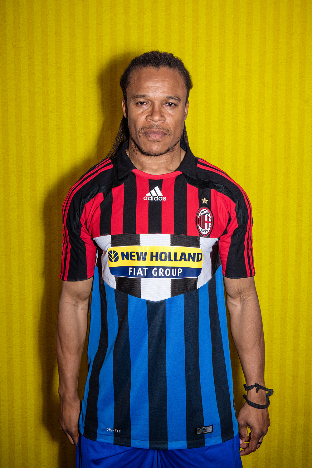 Edgar Davids and the Calcio Legend team - Blood In Blood Out