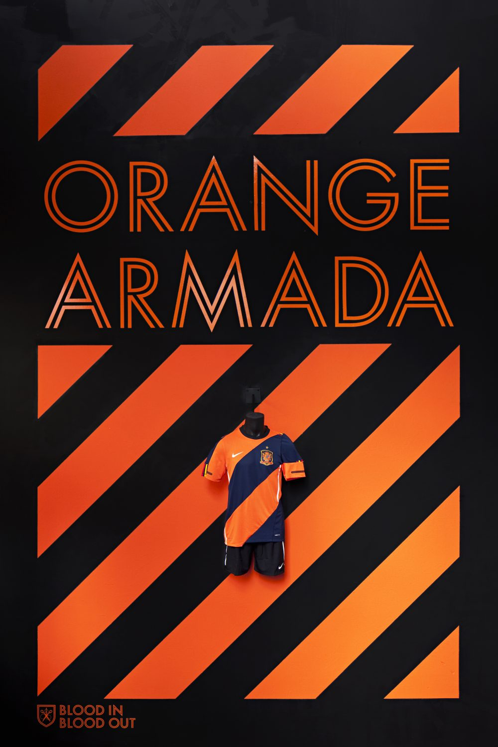 Orange Armada - Blood In Blood Out