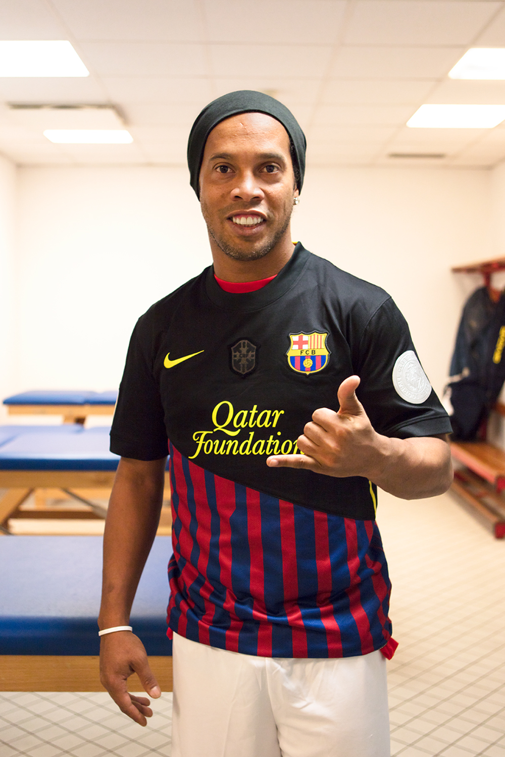 Ronaldinho's Rome - Blood In Blood Out