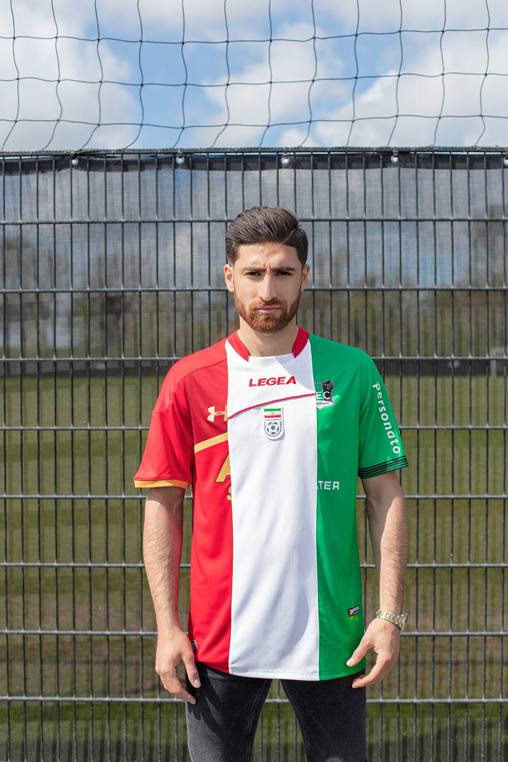 Blood In Blood Out - Photo Alireza Jahanbakhsh