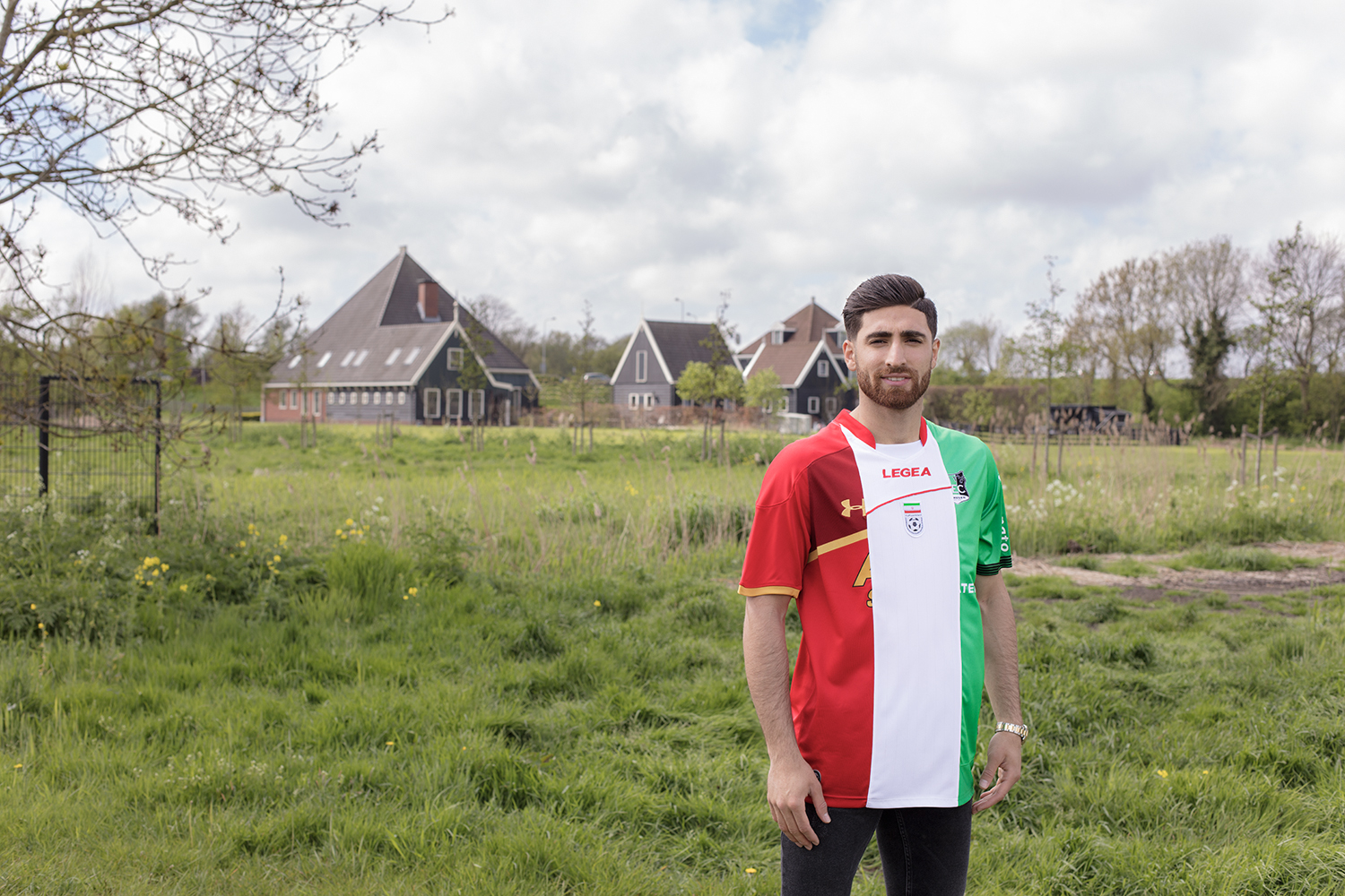 Alireza Jahanbakhsh - Blood In Blood Out