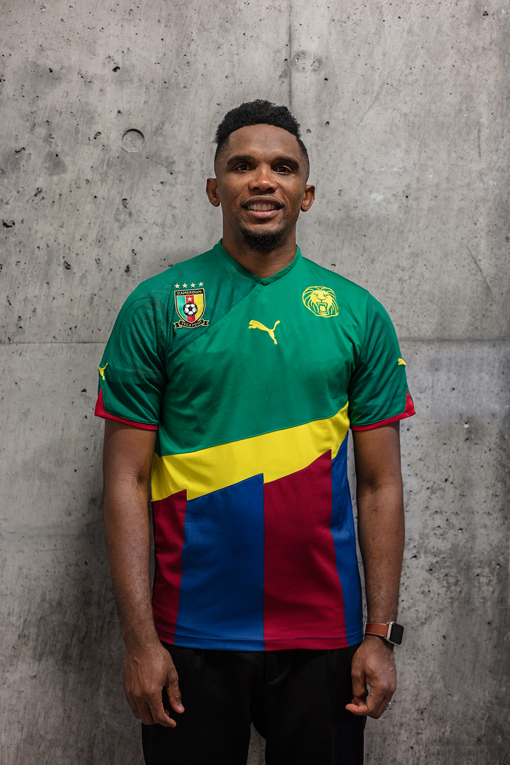 Samuel Eto'o - Blood In Blood Out