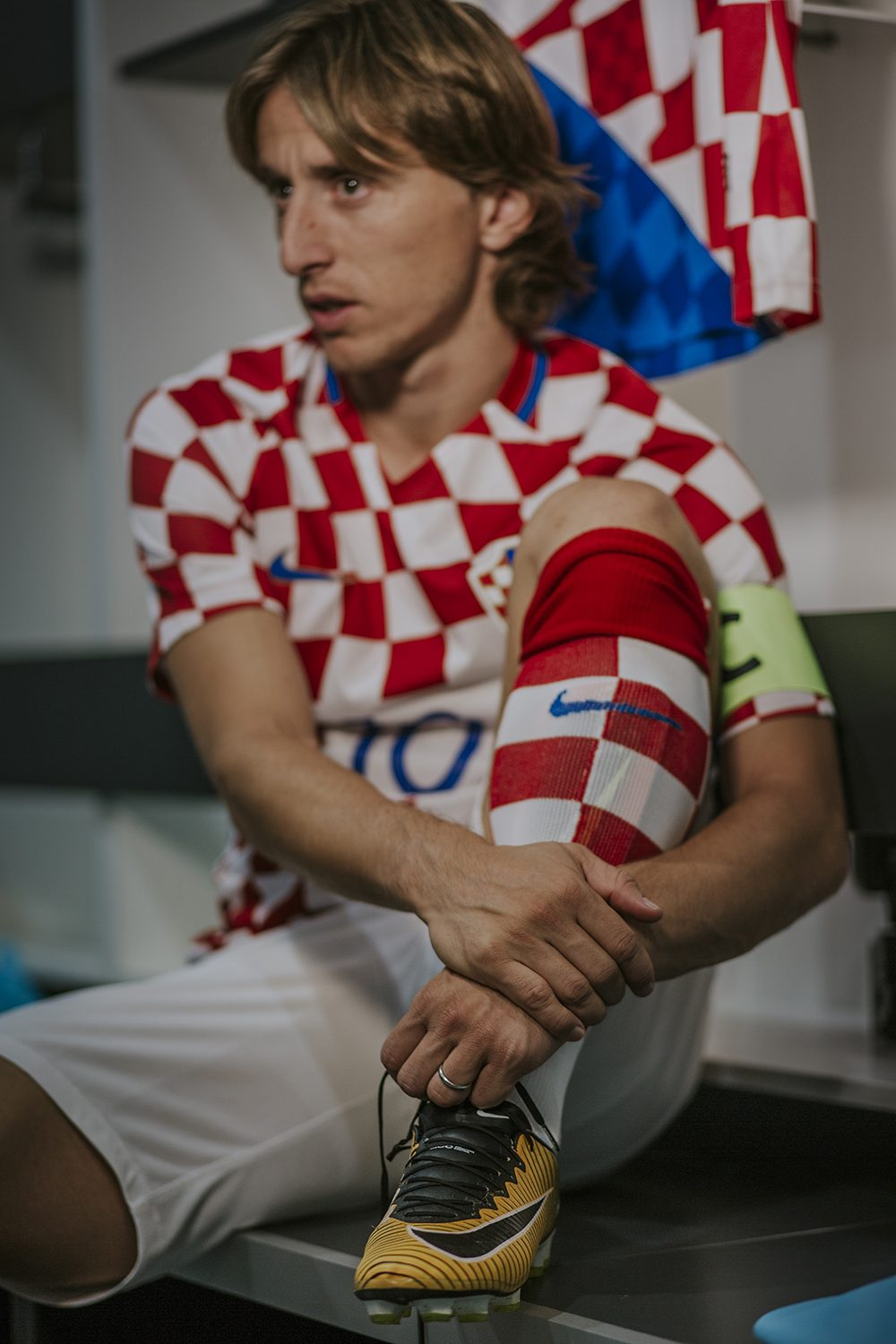 Blood In Blood Out - Photo Luka Modric