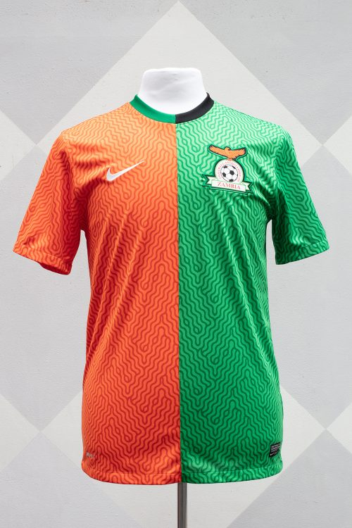 "Chipolopolo, the ""Copper Bullets"""